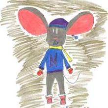 Ratón de invierno
