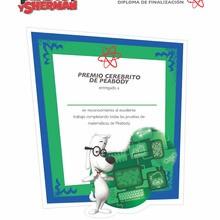 Juego online : Premio Cerebrito