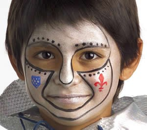 Maquillaje de Caballero