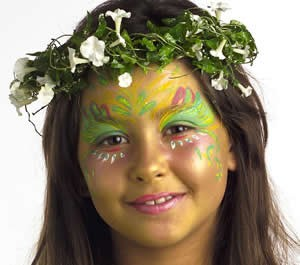 Maquillaje Dama Naturaleza