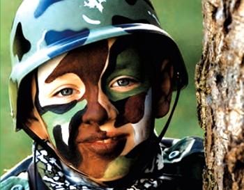 Maquillaje de Soldado