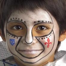 Arte manual : Maquillaje de Caballero