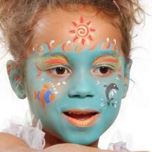 Arte manual : Maquillaje de Sirena