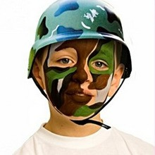 Arte manual : Maquillaje de Soldado
