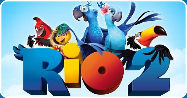 Dibujos De Rio 2 Para Colorear 7 Laminas De Para Pintar E