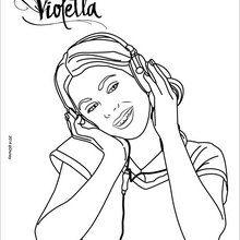 Violetta al Studio 21