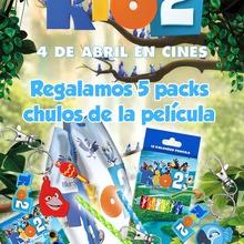 Rio 2: Concurso de dibujo
