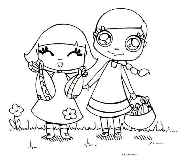 Dibujos Para Colorear Huevos De Pascua Imprimir 36 Dibujos