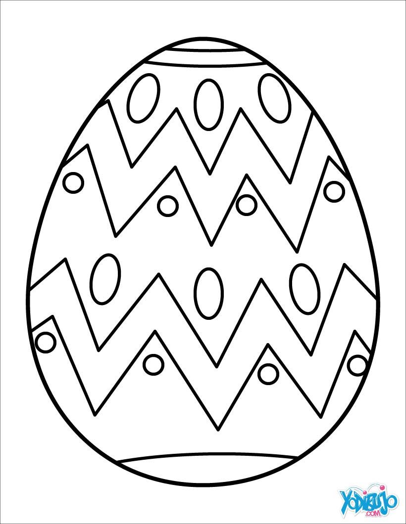 Dibujos Para Colorear Huevo De Tipo Faberge