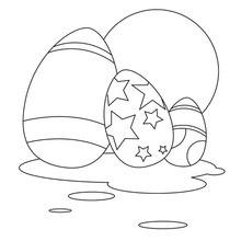 Surtido de Huevos de Chocolate