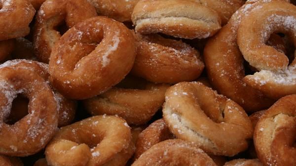 Cocinar con niños : Roscos de Semana Santa