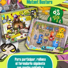 Concurso : Mutant Busters