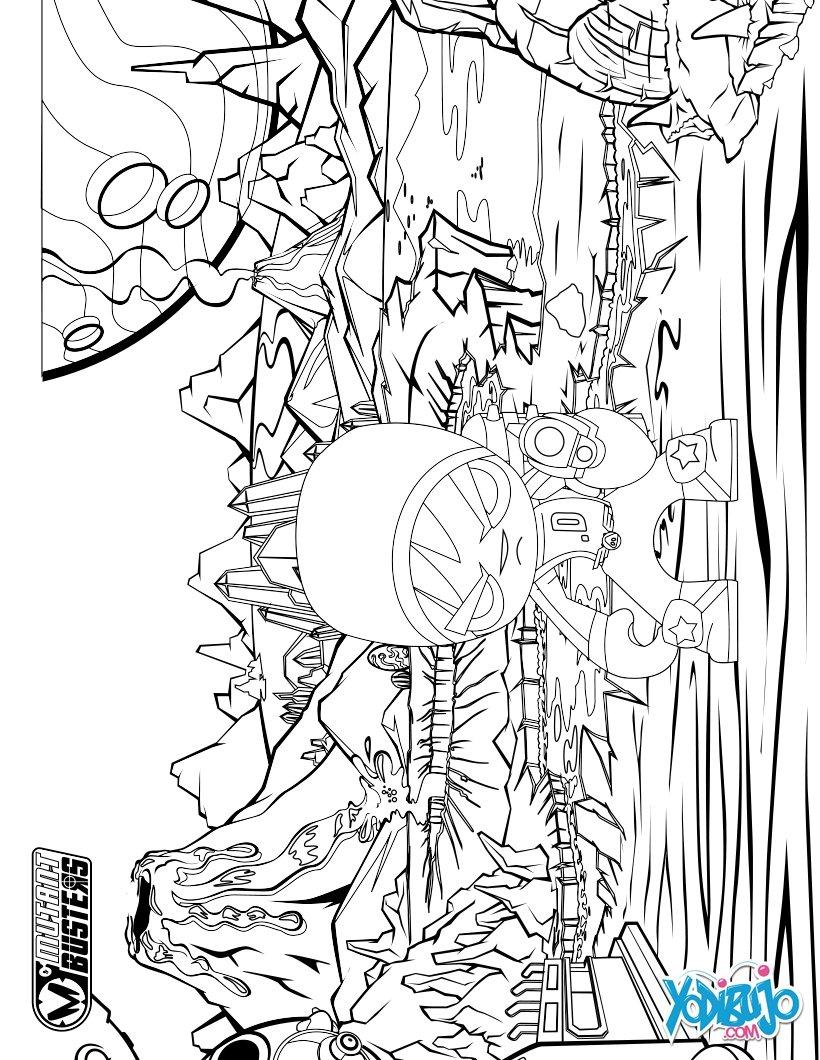 Dibujos para colorear apocalipsis samurai - es.hellokids.com