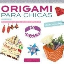 Libro : Origami para chicas