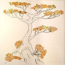 Manualidad infantil : Árbol con cáscaras de Huevo