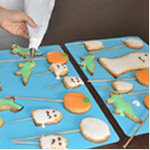 Cocinar con niños : Chupete Gourmet de Halloween