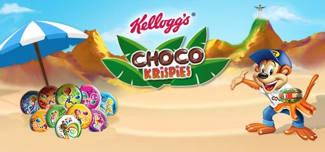 Dibujos para colorear de Coco Krispies de Kellogg's