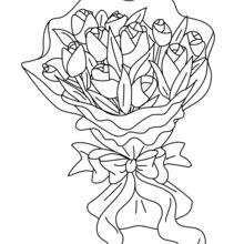 Tulipanes para Máma
