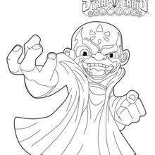 Skylander trap team coloring pages jawbreaker cast ~ Dibujos de SKYLANDERS TRAP TEAM para colorear - 30 ...