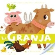 Libro : Baby enciclopedia. La granja