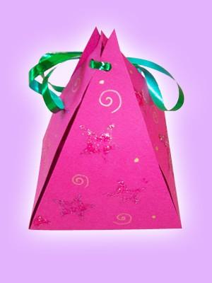 Manualidad infantil: Las Hadas párrafo Pequeñas Bolsas de dulces