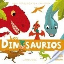 Libro : Baby enciclopedia. Los dinosaurios