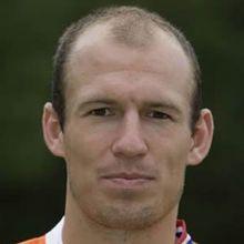 Puzzle en línea : Arjen Robben