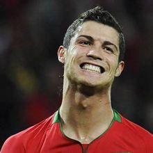 Puzzle en línea : Cristiano Ronaldo