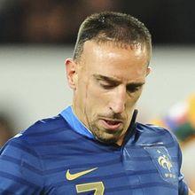 Puzzle en línea : Franck Ribery