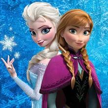Puzzle en línea : Frozen