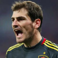 Puzzle en línea : Iker Casillas