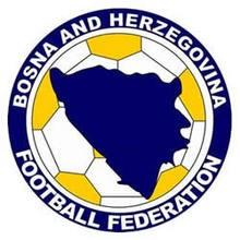 Rompecabezas  : Escudo de la Federación de Fútbol de Bosnia y Herzegovina