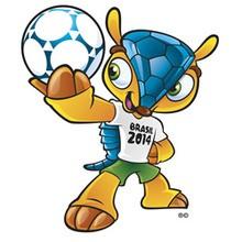 Rompecabezas  : Mascota Oficial de la Copa Mundial 2014