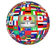 Fútbol, Himnos nacionales para el mundial de futbol