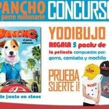 Concurso : Pancho el perro millonario