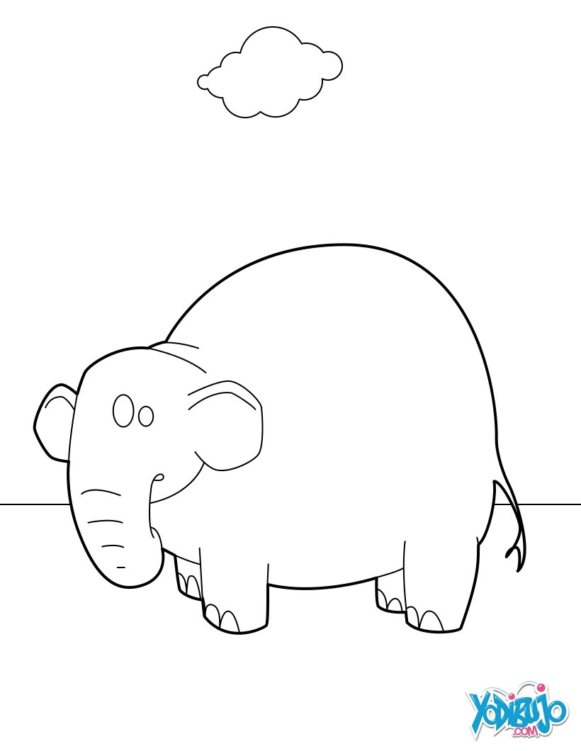 Dibujos para colorear bisonte - es.hellokids.com