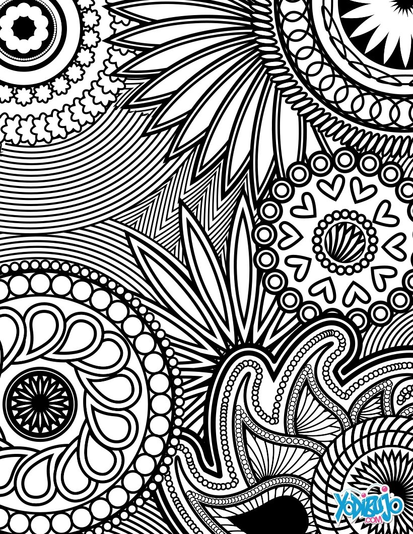 design originals coloring pages - photo #15