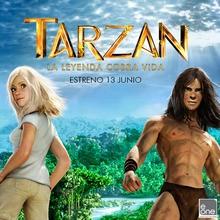 Tarzán, Dibujos de TARZÁN para colorear