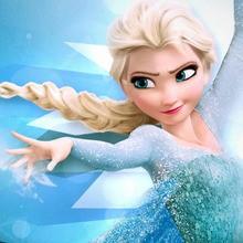reina de las nieves, Dibujos de Frozen para colorear