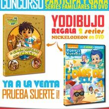 Concurso : Series Familiares de Nickelodeon