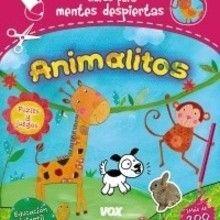 Libro : Mentes despiertas. Animalitos