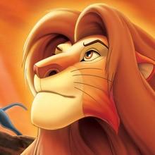 Disney, Dibujos para colorear REY LEON