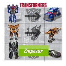 Puzzle en línea : Puzzle TRANSFORMERS