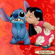 Disney, Dibujos para colorear LILO Y STITCH