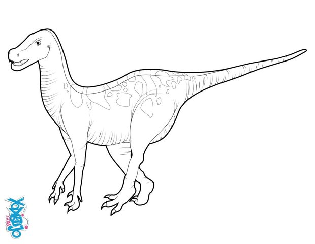 All about Iguanodon Cetiosaurus And Pteranodons Coloring Page ...