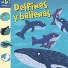 Libro : Delfines y ballenas
