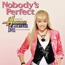 Video : Miley Cyrus - Nobody's Perfect
