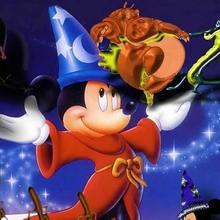 Disney, Dibujos para colorear FANTASIA 2000