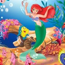 Bajo el Mar - La Sirenita