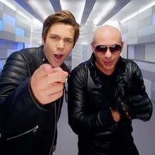 Video : Austin Mahone - Mmm yeah feat Pitbull